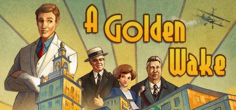 PC Download A Golden Wake Free Game