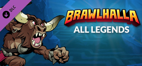 PC Download Brawlhalla - All Legends (Current and Future) Free Game