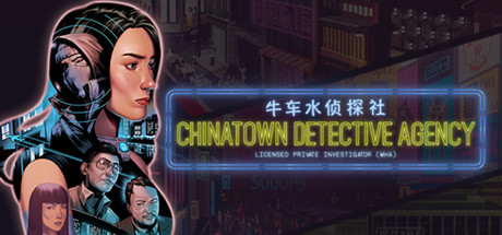 PC Download Chinatown Detective Agency Free Game