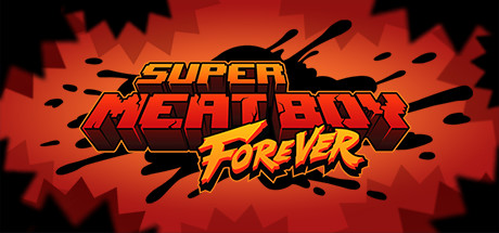 PC Download Super Meat Boy Forever Free Game