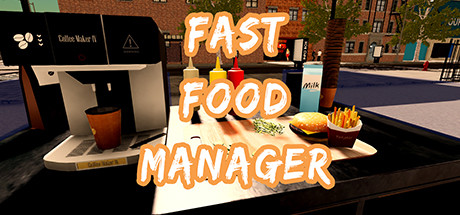 Fast Food Manager game free download